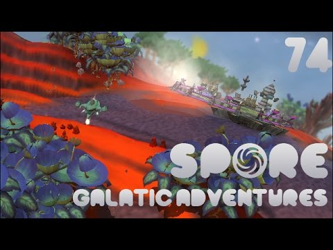 Spore! Galactic Adventures #74 - Mission of the Fynn'Awe