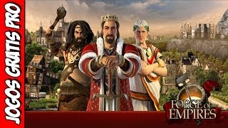 Forge of Empires Trailer - 5000 days in 2 minutes - Jogos Gratis Pro