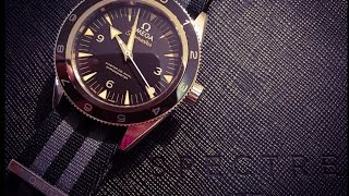 Omega SPECTRE Seamaster 300 Limited Edition Review