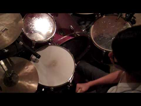 how to play yellow by coldplay on drums