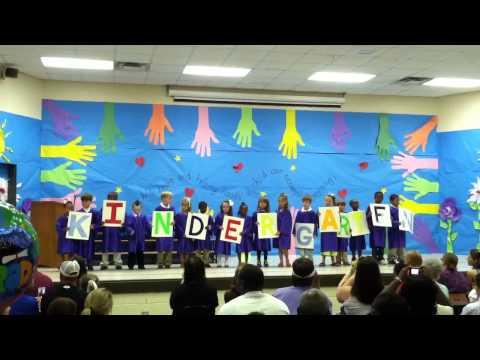 Tallassee Elementary School - Ms. Bell 2014 Kindergarten Graduation