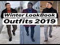 Winter Lookbook Outfits 2019 | 3 Of My Styles | EscobarStyle