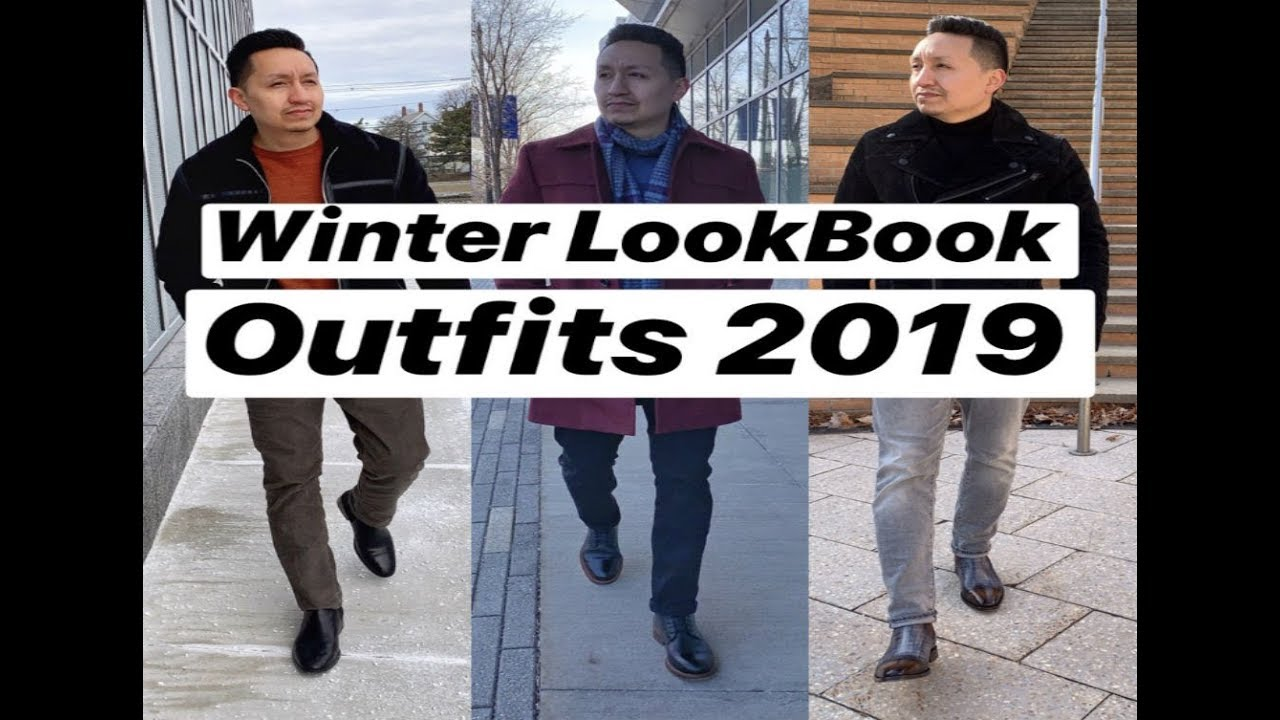 Winter Lookbook Outfits 2019 | 3 Of My Styles | EscobarStyle 1