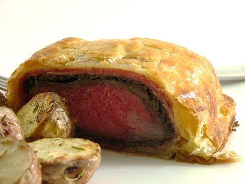 Venison Wellington!!!  Deer Meat For Dinner! Tasty Tuesday!