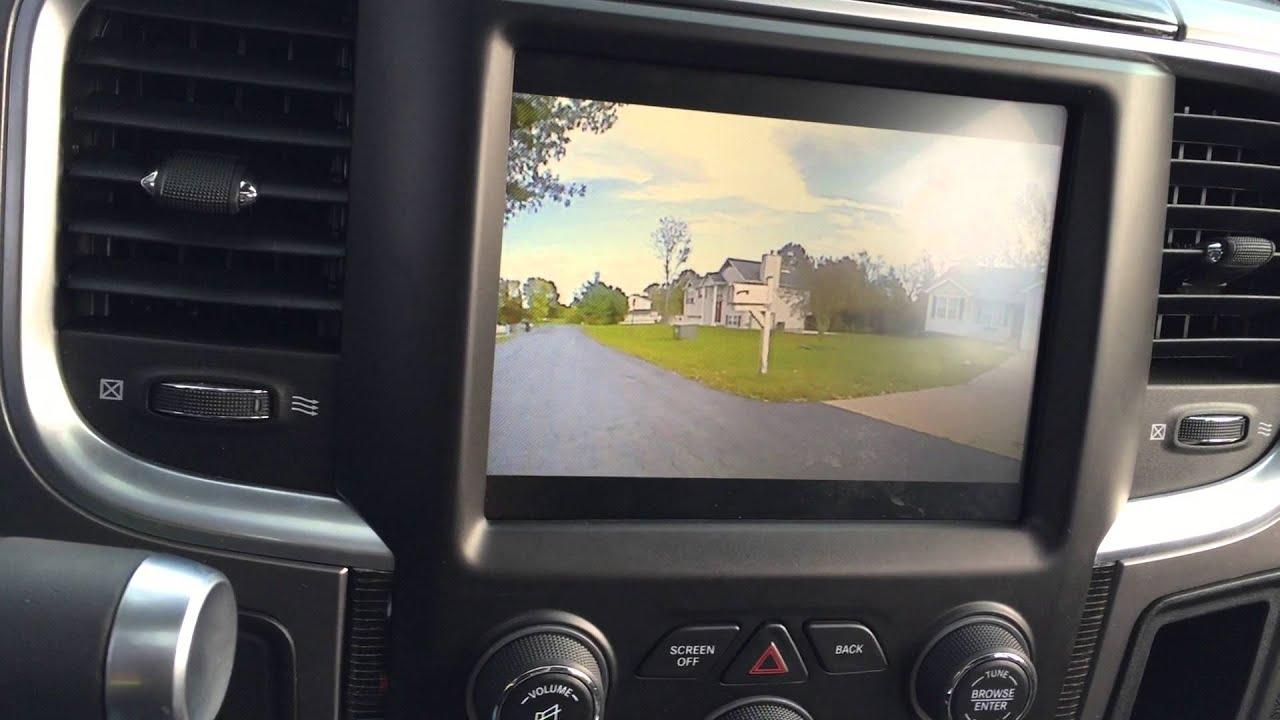 2014 Dodge Ram 2500 6 7 Customtronix 8 4an Hack Front Cam