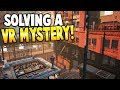CAN WE SOLVE VR MYSTERY?! - The Red Stare Gameplay - HTC VIVE Gameplay