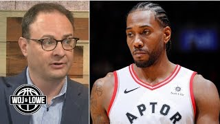 Woj explains what Kawhi Leonard is looking for in free agency | Woj & Lowe