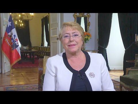 Chile President Celebrates World IP Day 2017