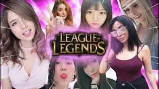 COMO AS MULHERES REALMENTE JOGAM LEAGUE OF LEGENDS #2