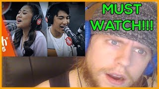 "Morissette Amon, Darren Espanto - ""A Whole New World"" REACTION 