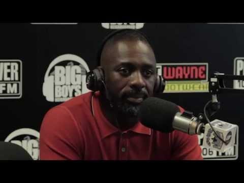 Idris Elba is Packing Heat  BigBoyTV