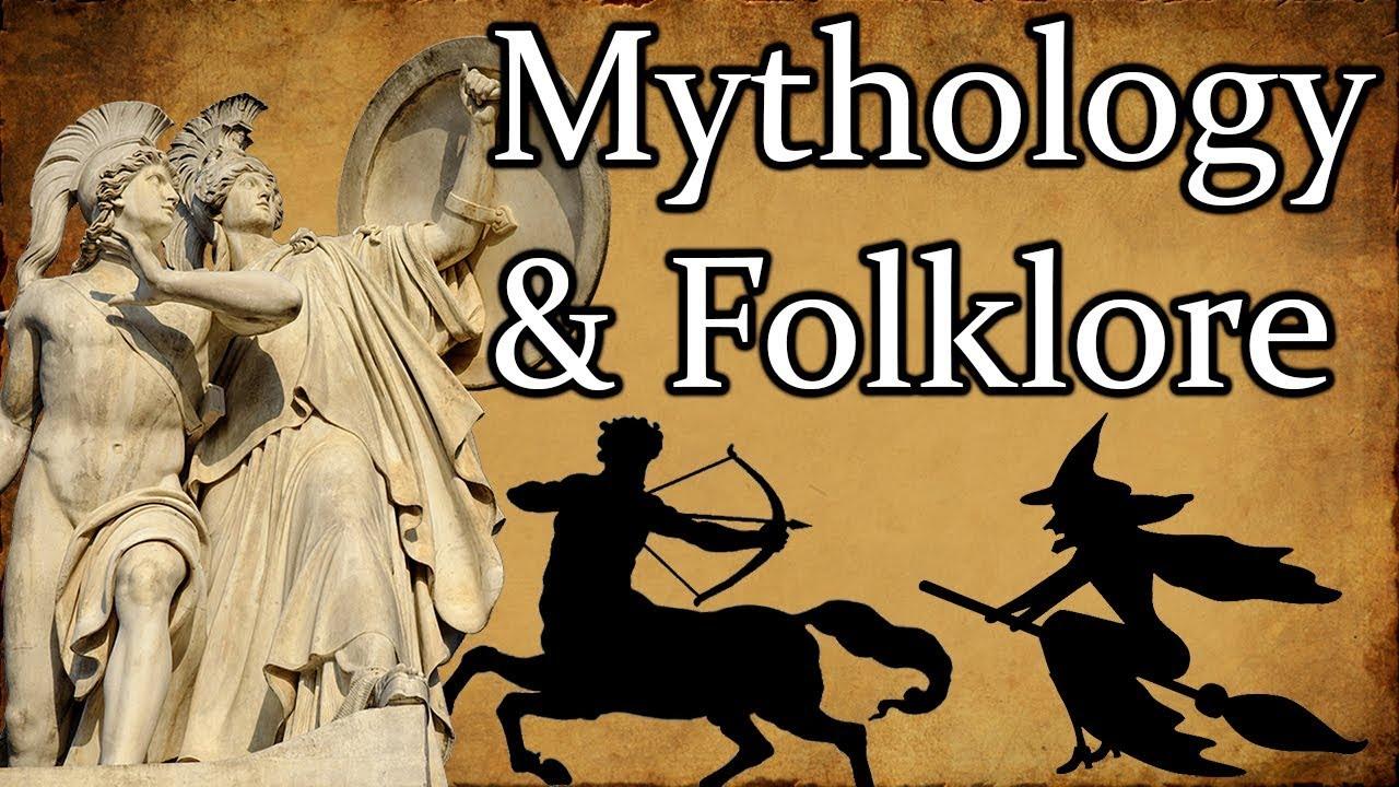 mythology folklore what s