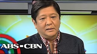 Bandila: Did Marcos meet with banker to recover Swiss accounts?