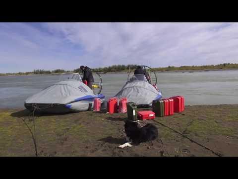 На аэроглиссерах по Чукотке. Часть 6