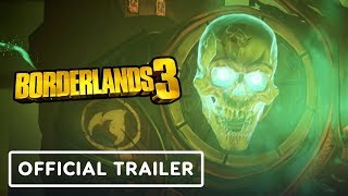 Borderlands 3: Bloody Harvest - Official Halloween Event Trailer