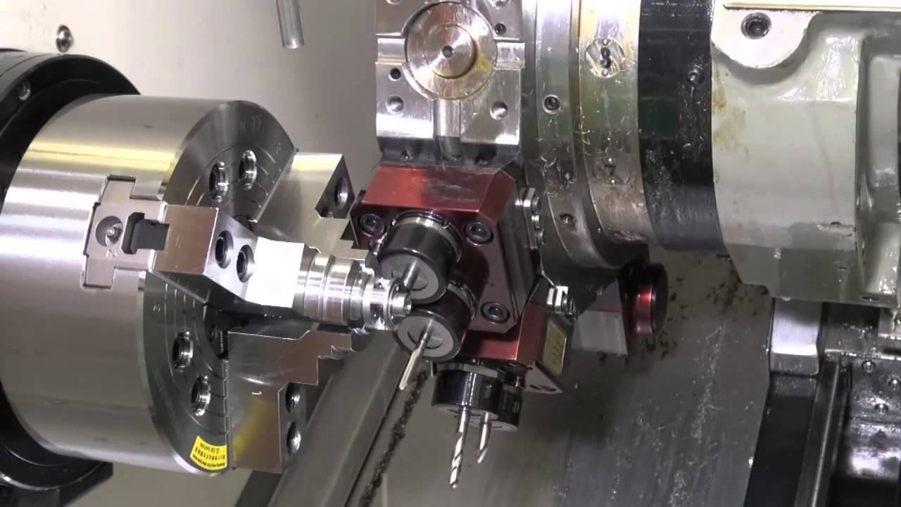 Những đặc trưng cơ bản của máy tiện CNC - 2