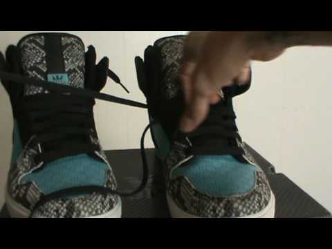 How To Lace Supra Vaiders (tutorial) - YouTube b2486e8c4fe5
