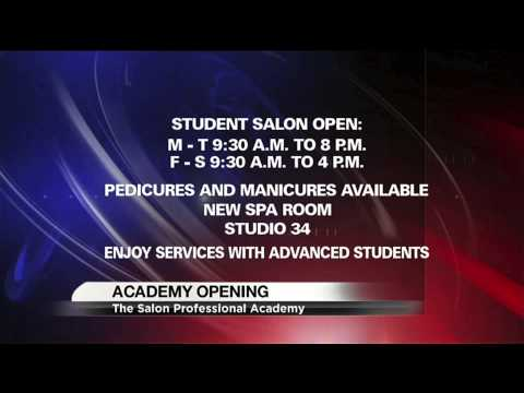 New Home for Grand Junction Beauty School / The Salon Professional Academy
