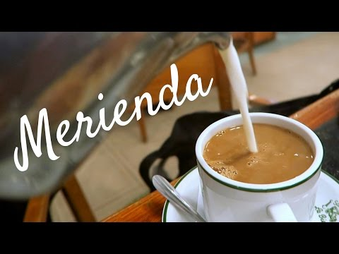 Merienda: Afternoon Tea for two in Buenos Aires, Argentina