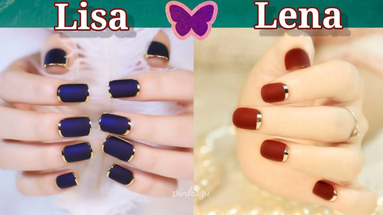 Lisa or Lena Makeup 💄 & Style ❤️   pinkazu
