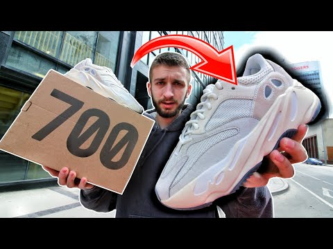 aa2fca40bfdb8 NO ONE BOUGHT THESE YEEZYS! ADIDAS YEEZY 700 ANALOG RELEASE PICKUP FAIL!
