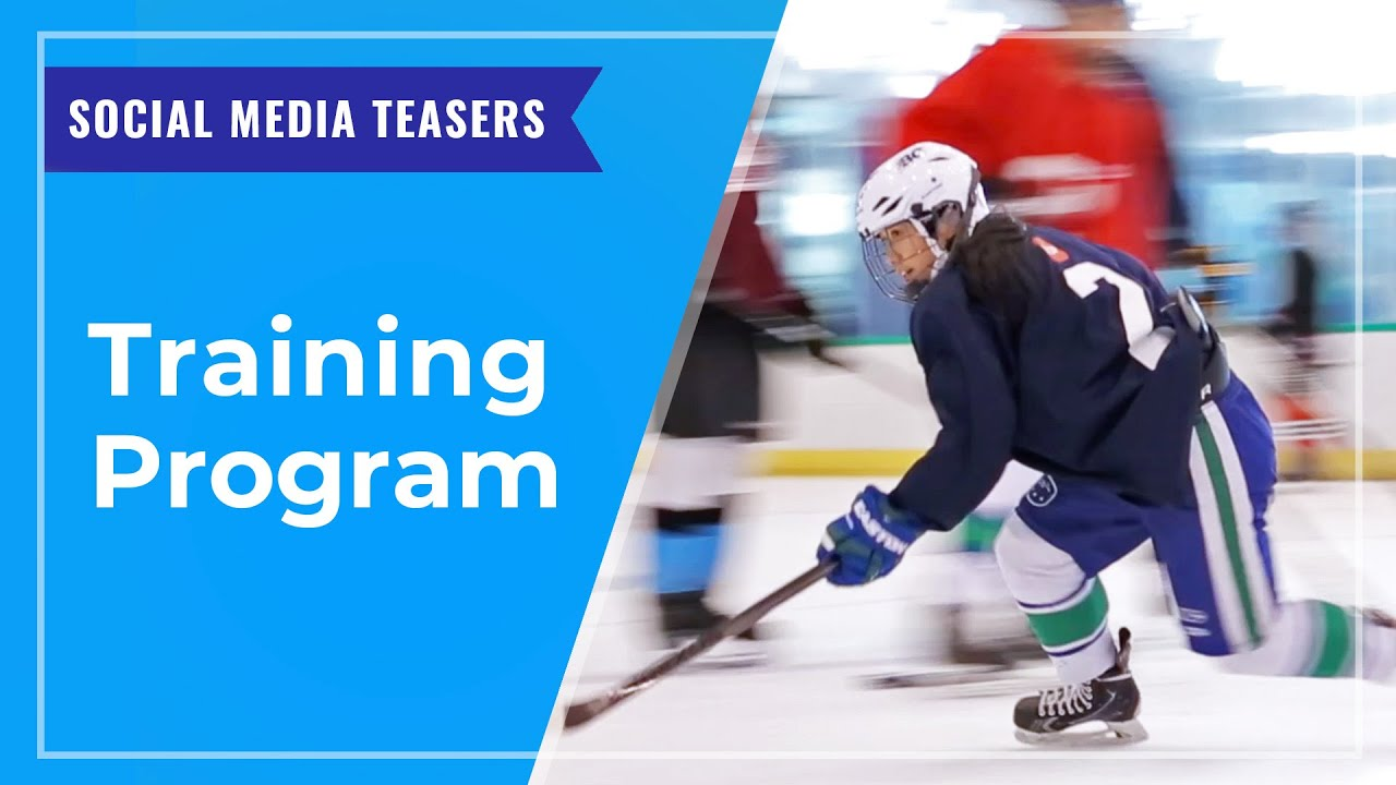SOCIAL MEDIA TEASERS: High Performance Program at the Oval