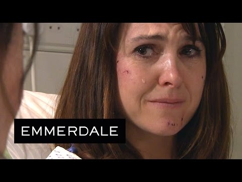 Emmerdale - Faith and Emma Come to a Dark Arrangement