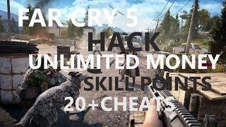 FAR CRY 5- Hack/Trainer | Unlimited health,Ammo,money etc | 28+ Cheats