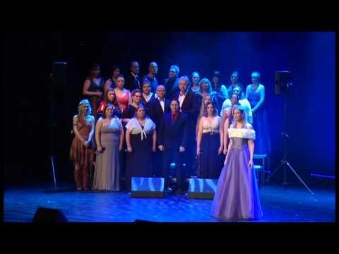 Musicals i Gjøvik 2016   Don't cry for me Argentina