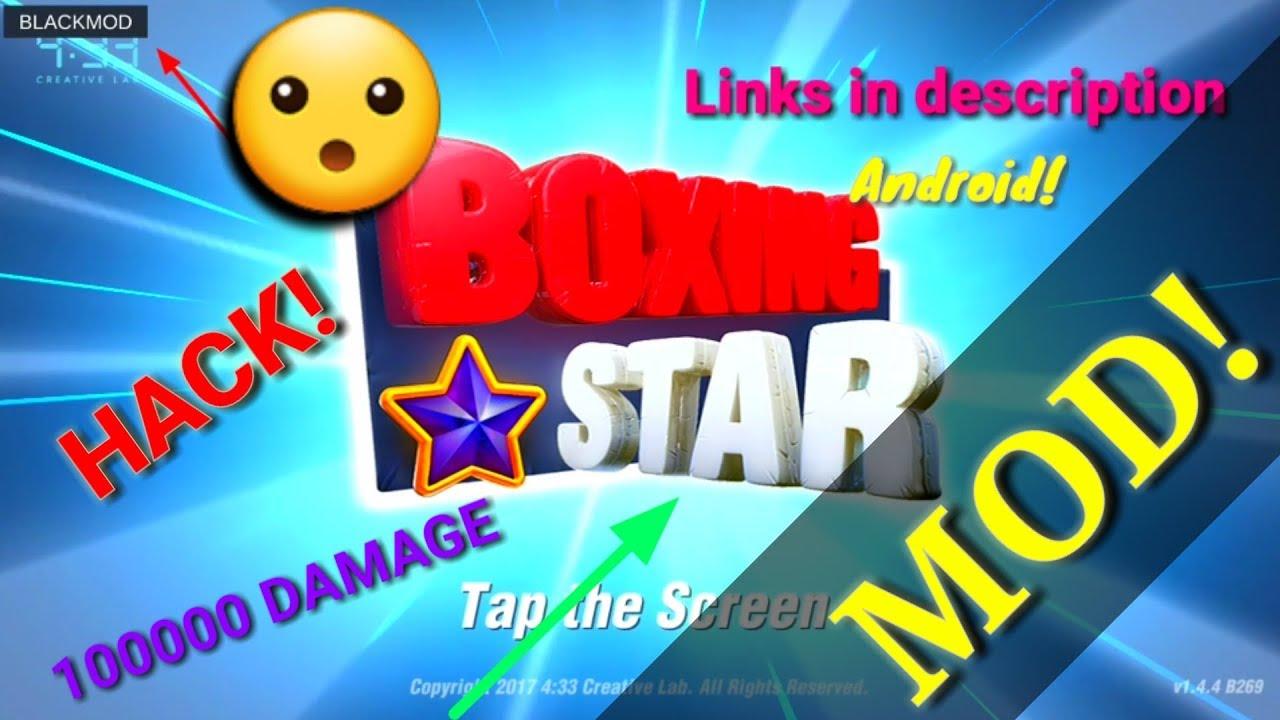 Boxing Star - Mod apk/ios Mod menu - God mode - Download Hack