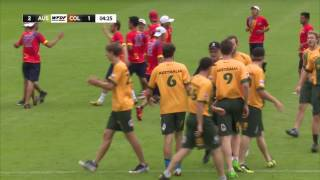 WUGC 2016 - Australia vs Colombia Men's