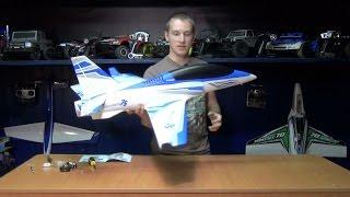 Радиоуправляемый Импеллерный Самолет Hobbyking Tornado 75 Edf