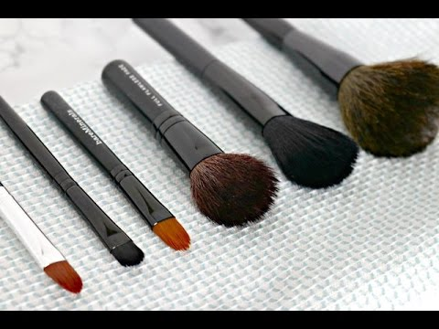 how to clean makeup brushes youtube. Black Bedroom Furniture Sets. Home Design Ideas
