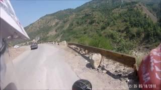 Motorcycle Adventure Trip 2016 HD-Khanaspur, Pir Chinasi & Sajjikot Watefall