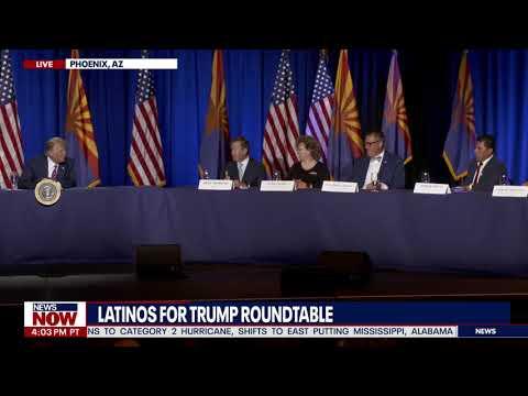 SPOTLIGHT ON SAMMY'S: AZ Restaurant Owner Trump TWEETED About Speaks At Phoenix Roundtable