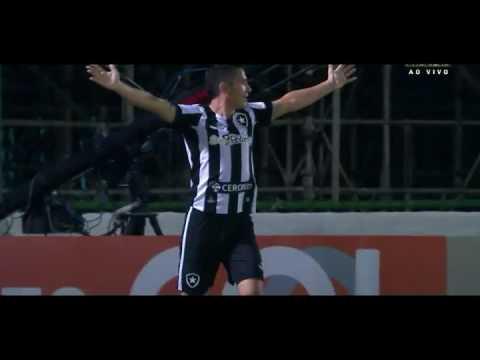 Botafogo 0 x 1 Santos, Melhores momentos, Brasileirão 2016