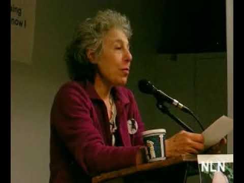David McReynolds 80th: Vicki Rovere