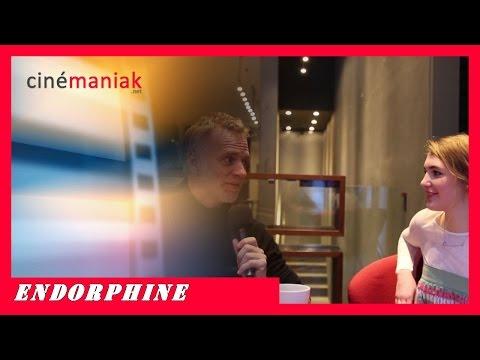 ENDORPHINE - Entrevue avec Sophie Nélisse et André Turpin ★★ Cinémaniak ★★