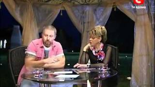 Х-фактор {Обсуждение} Серега, Любовь Казарновская