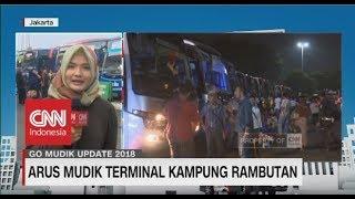 Download Video H-4 Lebaran, Pemudik di Terminal Kampung Rambutan Terus Meningkat  - Go Mudik 2018 | 07.00 MP3 3GP MP4