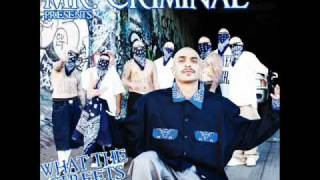 Mr. Criminal - It's Over feat. Mr. Criminal And Mr. Capone L