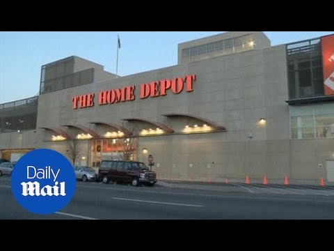Home Depot is victim of latest data breach - Daily Mail