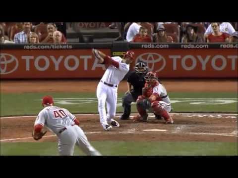 Cincinatti Reds | 2015 Home Runs (167)