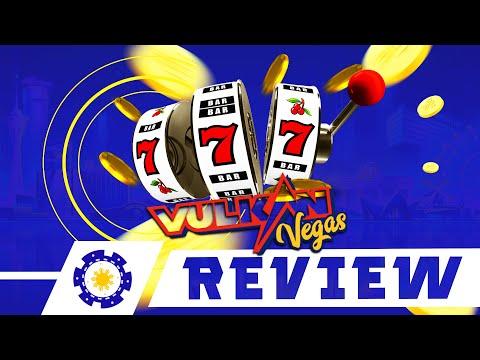 Vulkan Vegas Casino Online 【Review & Slots 2021】 video preview