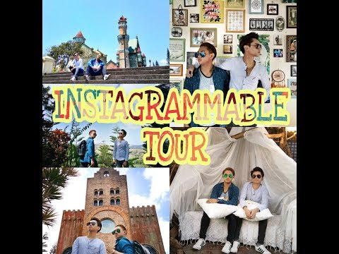 #INSTAGRAMMABLE PLACES TO VISIT : IN ONE DAY !!  ( TAGAYTAY & BATANGAS )