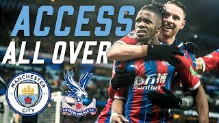 LAST MINUTE DRAMA AT ETIHAD STADIUM | Access All Over