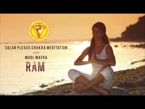Powerful Mantra for Solar Plexus Chakra Meditation | 1 Hour | 182 Hz Frequency Vibrations & Music