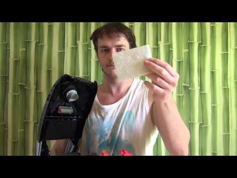 Как избавиться от запаха в пылесосе