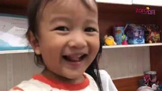 Room Tour | Kamar Tidur Zara Cute | Ide Kamar Anak | Fanmail Keren buat kebutuhan Kamar Anak