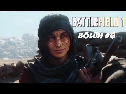 Lawrence'lı Arapların Osmanlı'ya karşı zaferi - Battlefield 1 Bölüm #6 (Hiçbir şey yazılı değil)